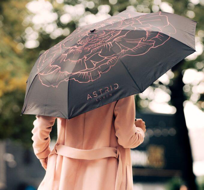 must vihmavari naistele LOVÉN