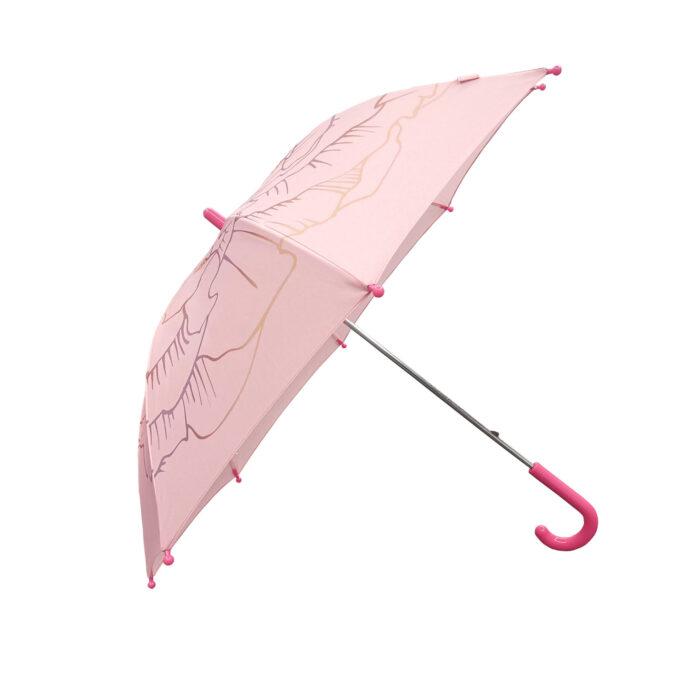 laste vihmavari lillega