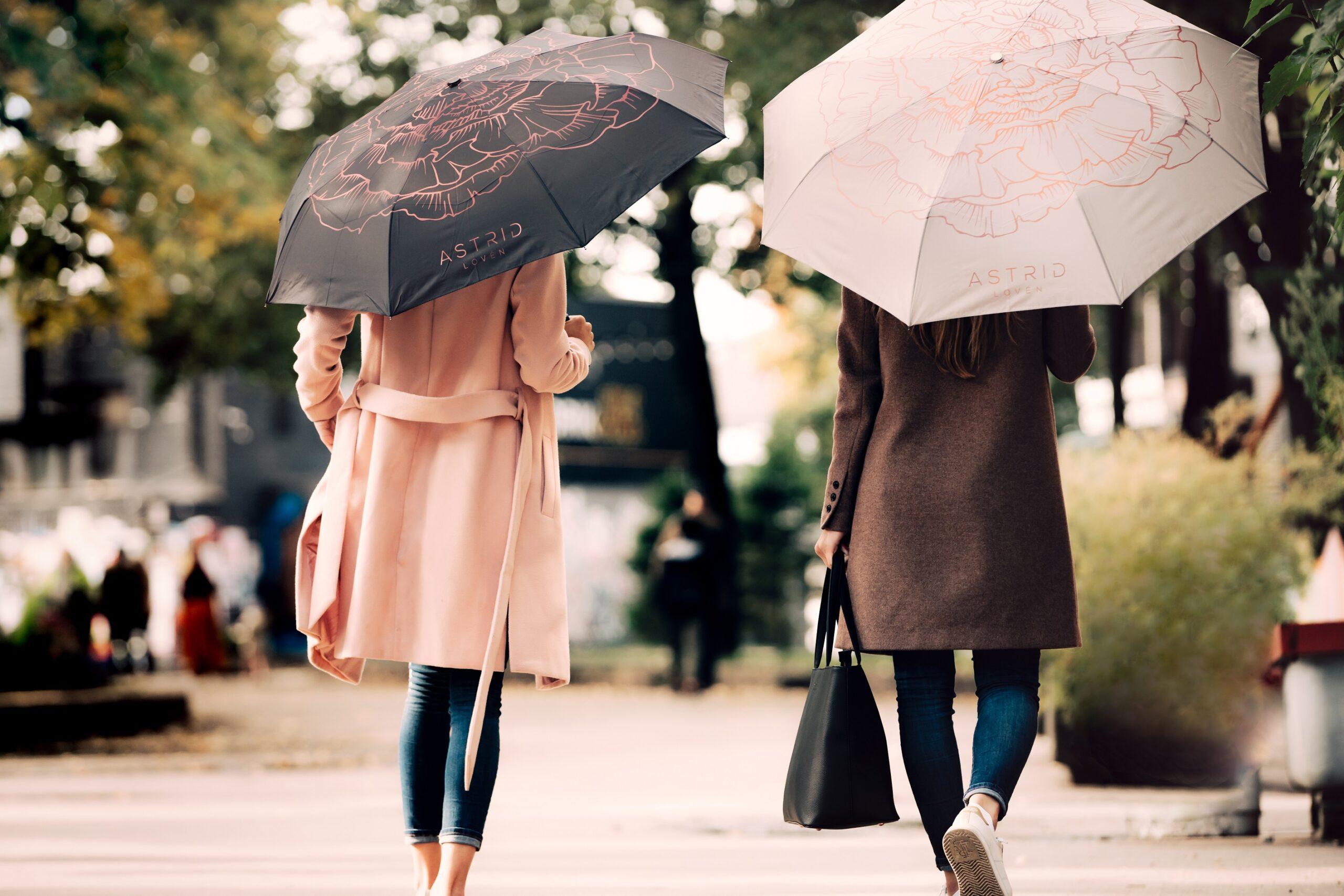 Kvaliteetsed vihmavarjud naistele