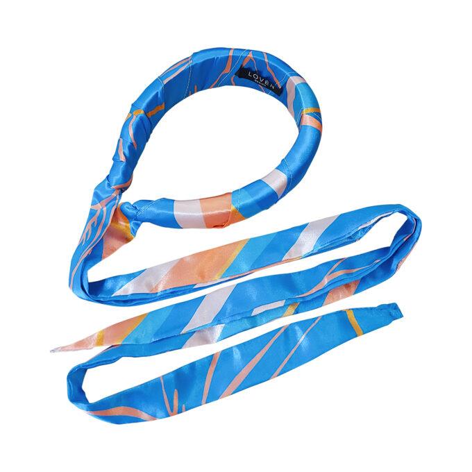 Blue hairband Loven