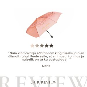 vihmavarju tagasiside loven